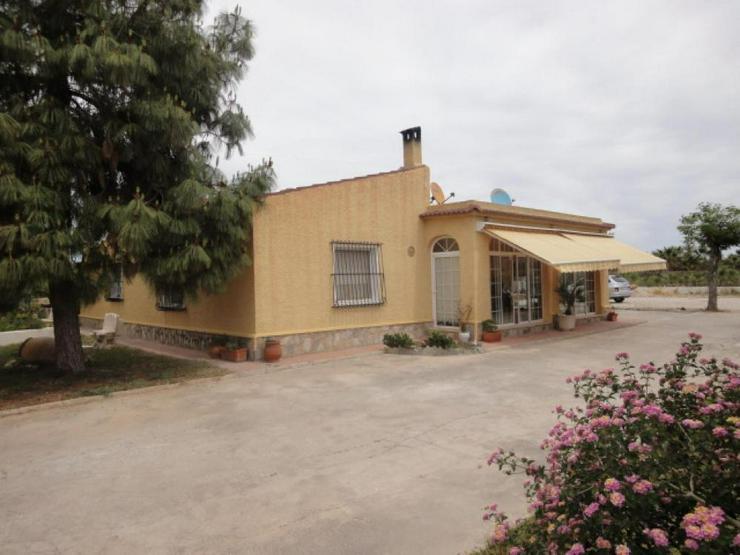 Landhaus bei Pinoso - Haus kaufen - Bild 1