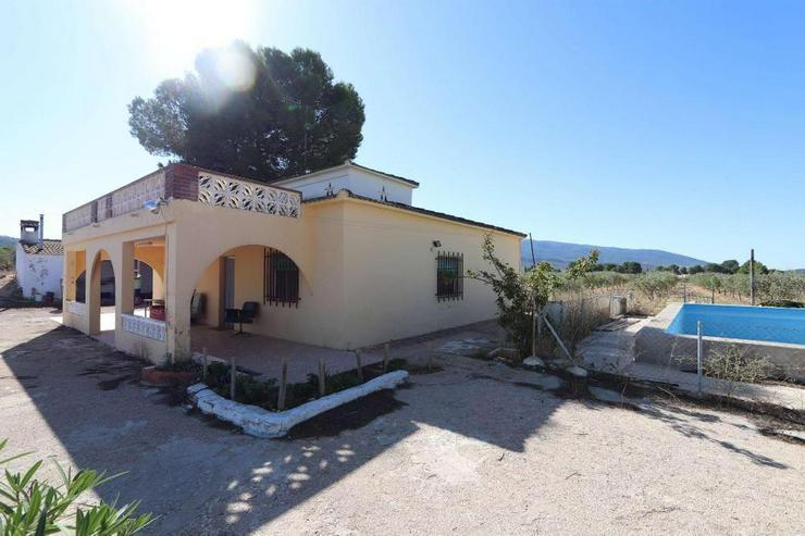 Landhaus mit 11.000m² Olivenbestand