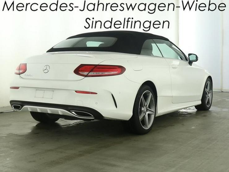 Bild 2: MERCEDES-BENZ C 220 d Cabrio AMG/LED/Totwinkel/NAVI