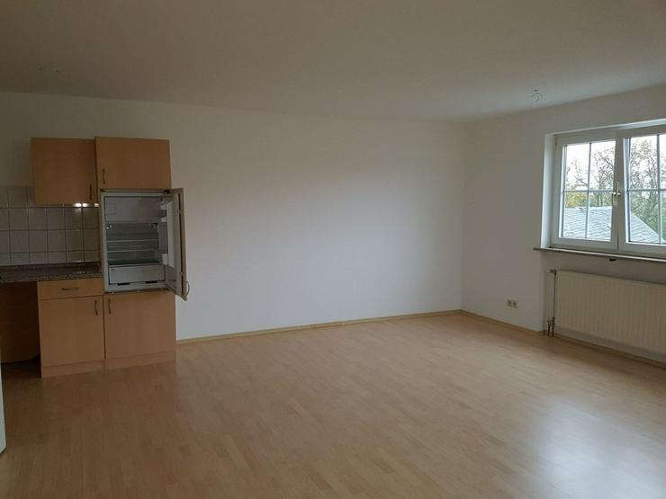 Bild 4: Großzügige 1 Zimmer-Wohnung mit Einbauküche in Hof/ Nähe Untreusee