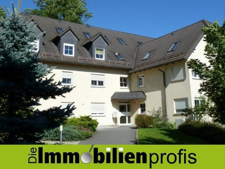 Großzügige 1 Zimmer-Wohnung mit Einbauküche in Hof/ Nähe Untreusee