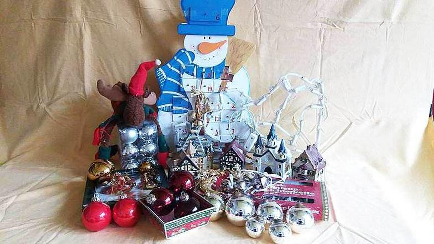 Weihnachtlich- Advents  VOR Dekoration - Weitere - Bild 1