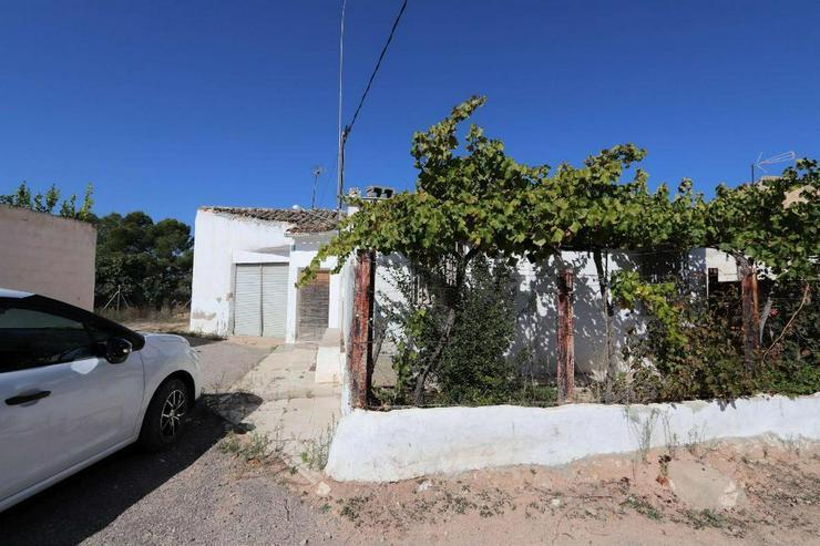 Echt spanische Casa de Campo zum Reformieren - Haus kaufen - Bild 1