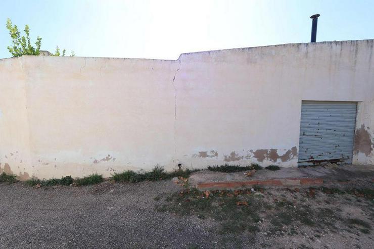 Bild 5: Echt spanische Casa de Campo zum Reformieren