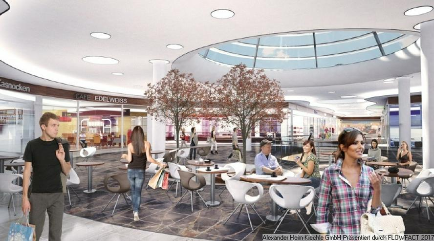 Einkaufzentrum - Neubau-Mall München-Nord-West: noch wenige Flächen ab 34-437qm verfügb... - Gewerbeimmobilie mieten - Bild 1
