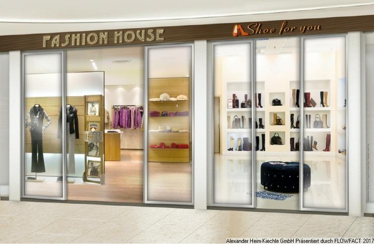 Bild 4: Einkaufzentrum - Neubau-Mall München-Nord-West: noch wenige Flächen ab 34-437qm verfügb...