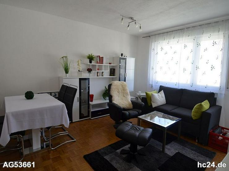 ***neu möblierte 2 Zimmer Wohnung in Blaubeuren - Bild 1