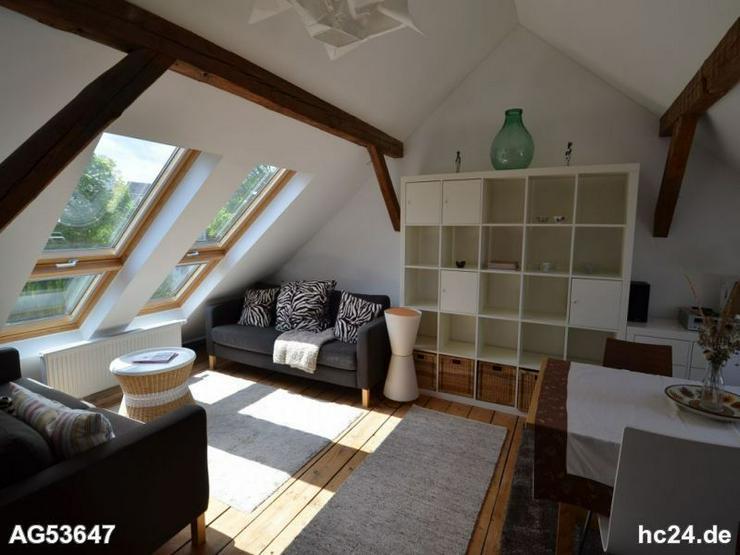 Bild 3: **** gemütliche Dachwohnung in der Weststadt