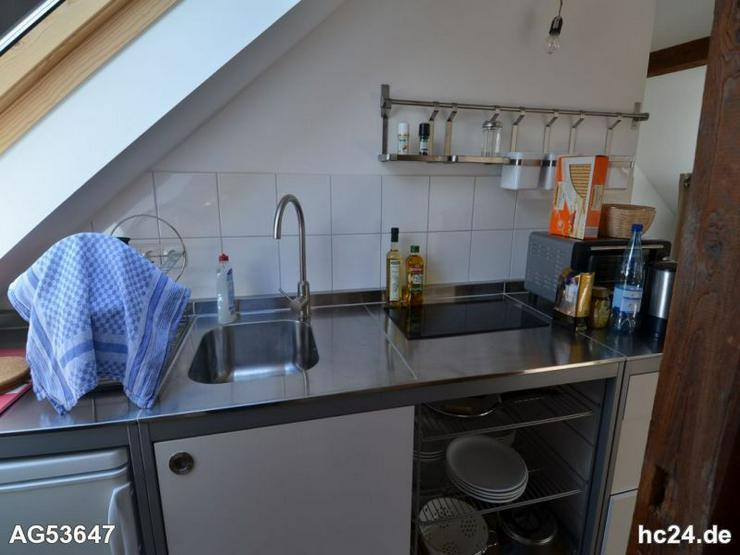 Bild 6: **** gemütliche Dachwohnung in der Weststadt