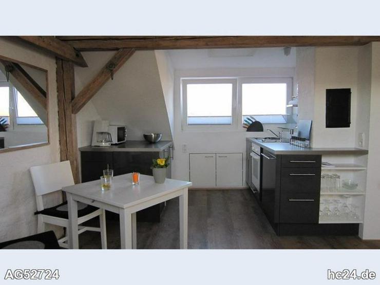 *** TOP möbliertes Apartment in Ulm/Söflingen - Wohnen auf Zeit - Bild 1