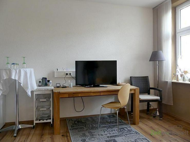 (EF0315_M) Erfurt: Krämpfervorstadt, neu möbliertes Apartment, WLAN - Wohnen auf Zeit - Bild 1
