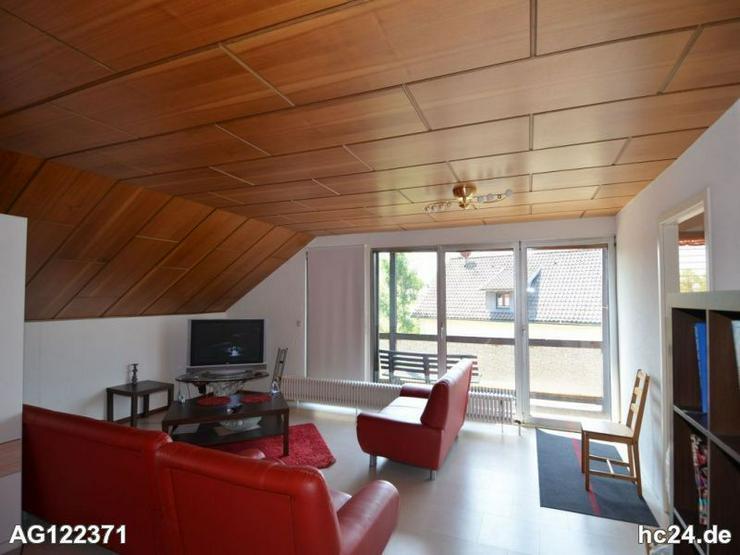 Großzügige, möblierte 4- Zimmer Wohnung in Weil am Rhein - Wohnen auf Zeit - Bild 1