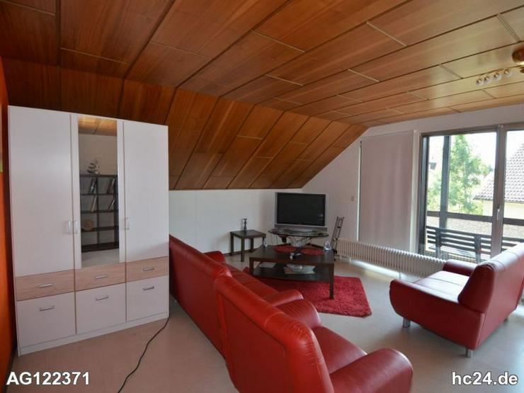 Bild 2: Großzügige, möblierte 4- Zimmer Wohnung in Weil am Rhein
