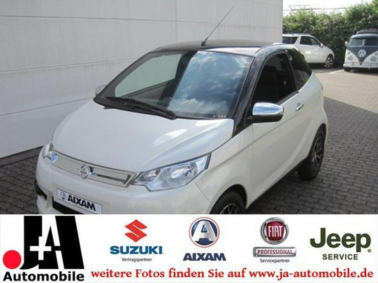 AIXAM City e Coupe Premium 45 km/h ab(15) 16 Jahren - Weitere - Bild 1