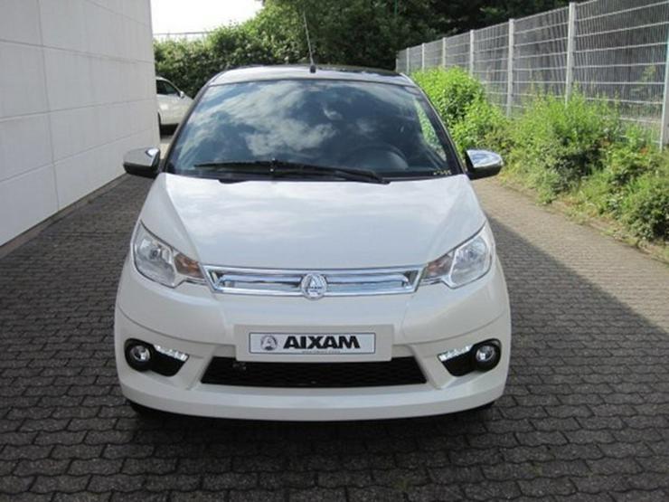 Bild 4: AIXAM City e Coupe Premium 45 km/h ab(15) 16 Jahren