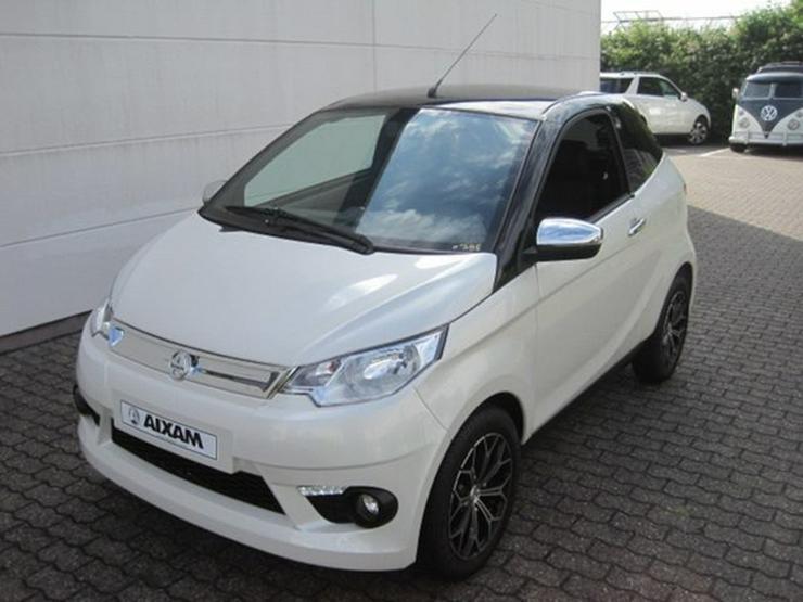 Bild 2: AIXAM City e Coupe Premium 45 km/h ab(15) 16 Jahren