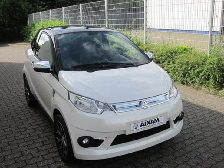 Bild 3: AIXAM City e Coupe Premium 45 km/h ab(15) 16 Jahren