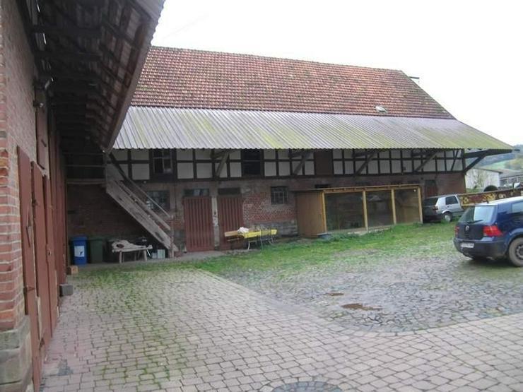 Haina-OT - Bauernhaus 190 m² mit viel Potential für kreative Köpfe auf 1500 m² Grundst...