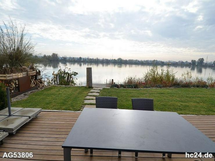 *** möbliertes Haus am See in Erbach - Wohnen auf Zeit - Bild 1
