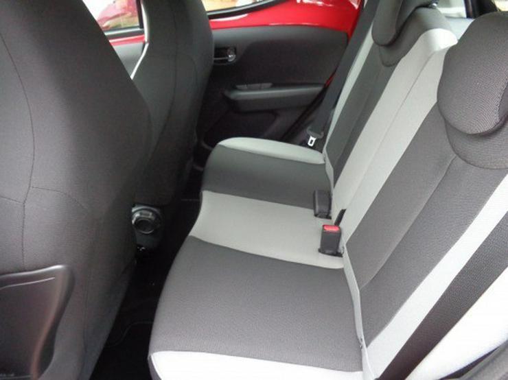 Bild 8: Toyota Aygo 1.0 x-play touch