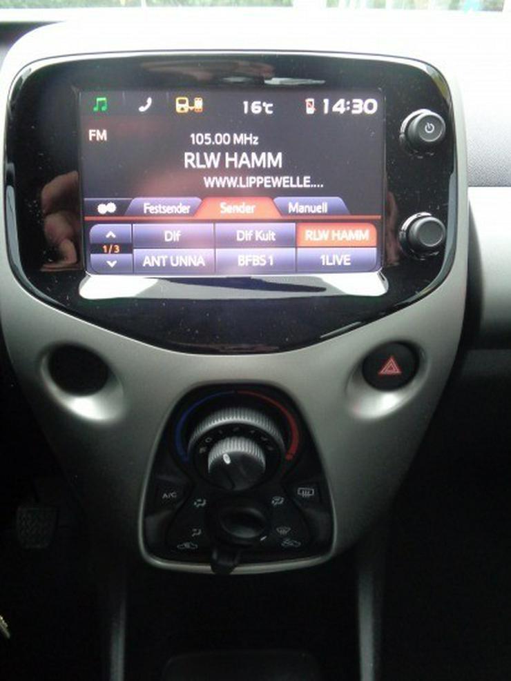 Bild 11: Toyota Aygo 1.0 x-play touch