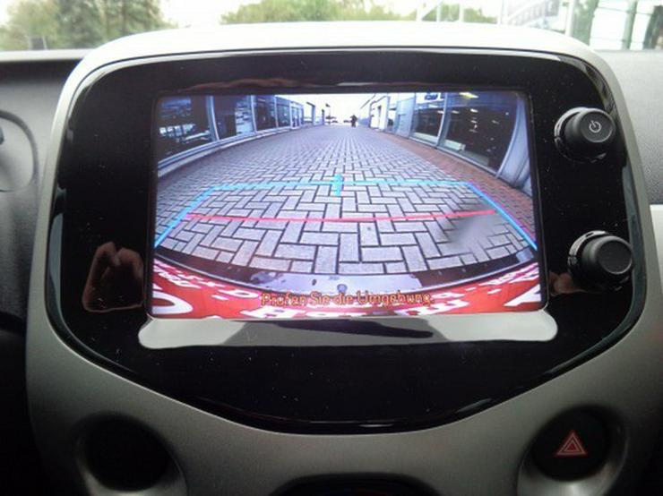 Bild 12: Toyota Aygo 1.0 x-play touch