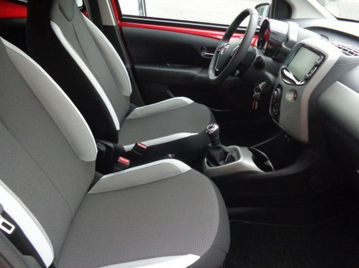 Bild 9: Toyota Aygo 1.0 x-play touch