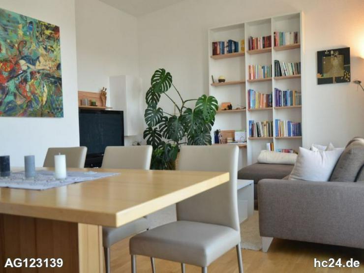 Bild 6: Ruhig gelegene möblierte 2-Zimmer Attikawohnung in Weil am Rhein-Friedlingen