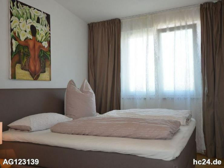 Bild 2: Ruhig gelegene möblierte 2-Zimmer Attikawohnung in Weil am Rhein-Friedlingen