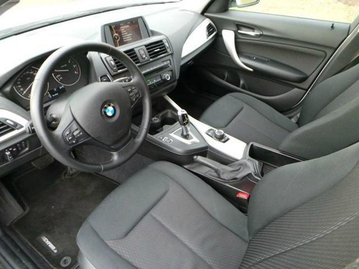 Bild 6: BMW 116dA PDC Tempomat Bluetooth USB Radio Prof.