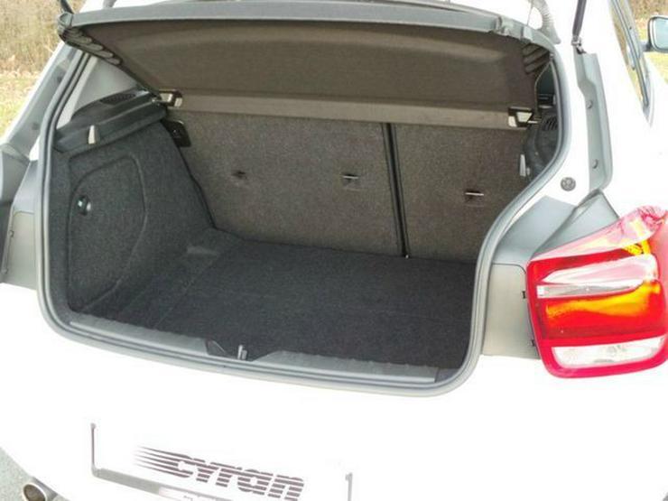 Bild 4: BMW 116dA PDC Tempomat Bluetooth USB Radio Prof.