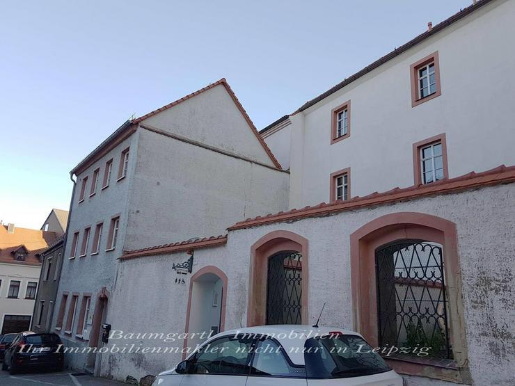Leisnig bei Grimma - Arbeiten und Wohnen in einem Haus - Wohnhaus in zentraler Lage - Gewerbeimmobilie kaufen - Bild 1