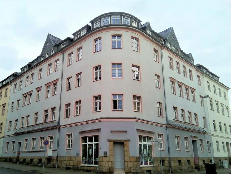 Chemnitz - Lutherviertel gut aufgeteilte 3 Zimmerwohnung in guter Lage zu vermieten - Wohnung mieten - Bild 1