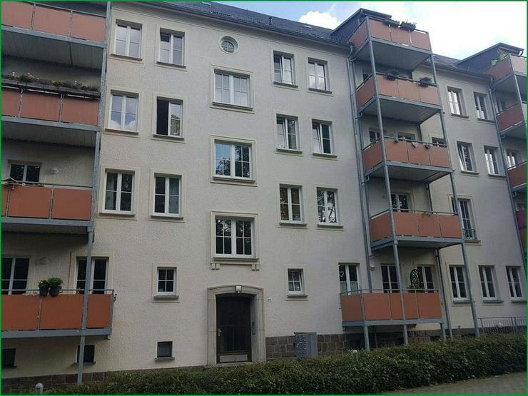 Chemnitz - Lutherviertel im Erdgeschoss des Wohnhauses 2 Zimmer mit guter Aufteilung