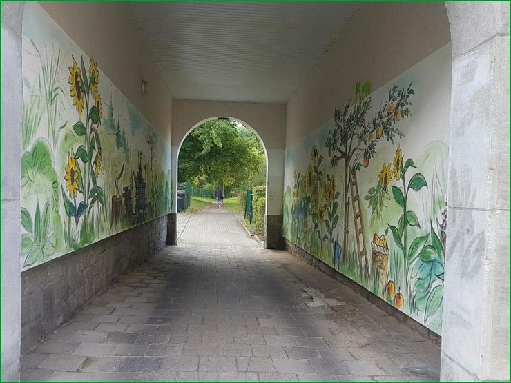 Bild 4: Chemnitz - Lutherviertel im Erdgeschoss des Wohnhauses 2 Zimmer mit guter Aufteilung