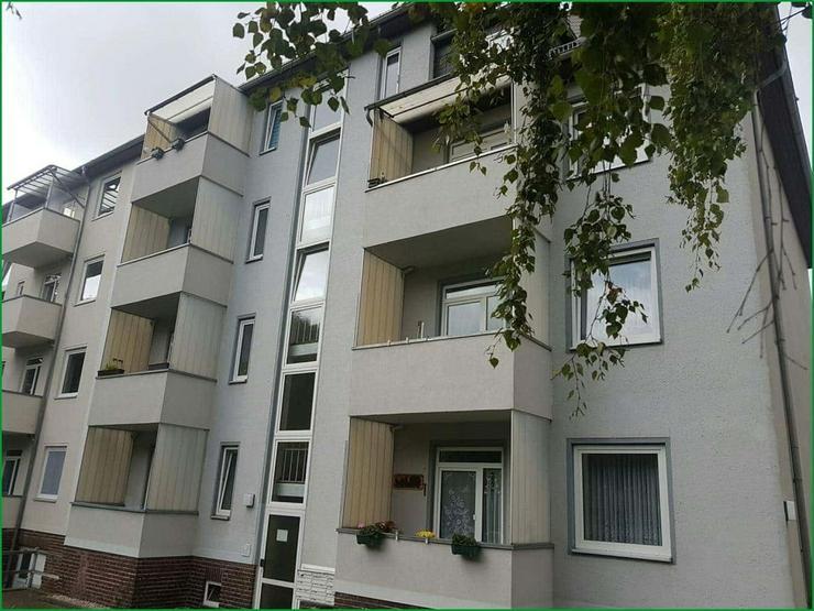 Chemnitz gut aufgeteilte 2 Zimmerwohnung mit Balkon...