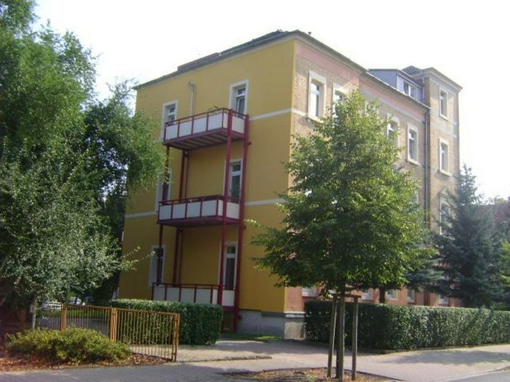 2-Raum-Wohnung mit Balkon! - Wohnung mieten - Bild 1