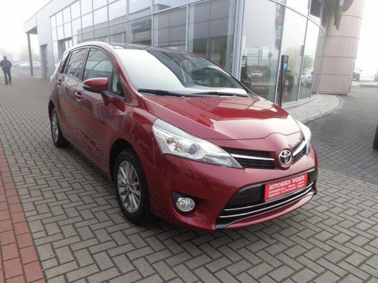 Bild 4: Toyota Verso 1.8 7-Sitzer Edition S