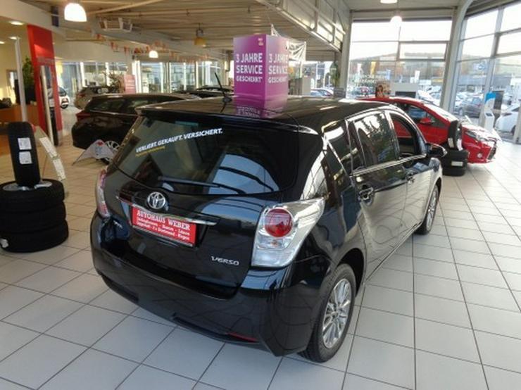 Bild 5: Toyota Verso 1.6 D-4D DPF EDITION-S