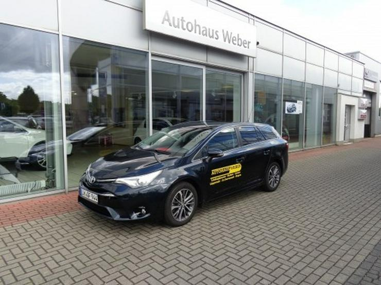 Toyota Avensis Touring Sports 2.0 D-4D Edition-S