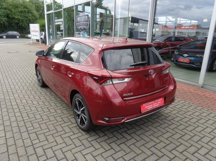 Bild 6: Toyota Auris 1.2 Edition S+