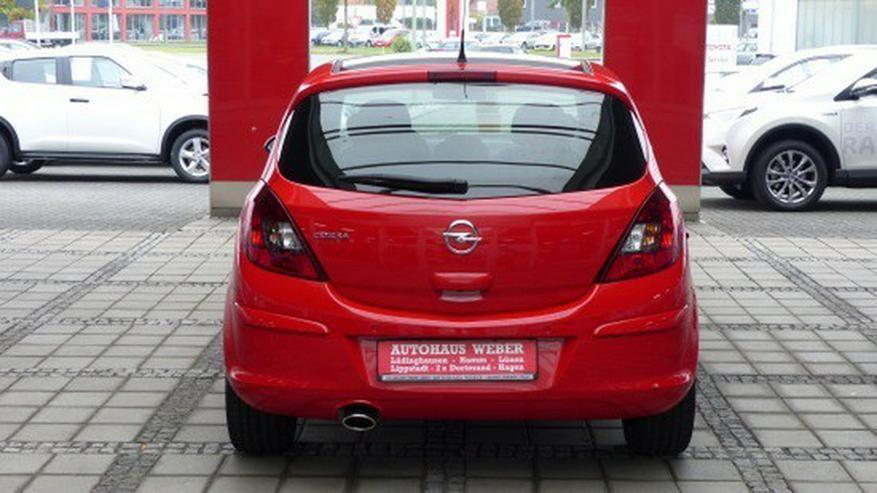 Bild 4: Opel Corsa D 1.2 Color Edition