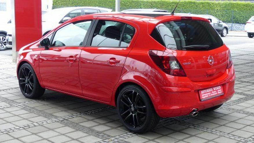 Bild 3: Opel Corsa D 1.2 Color Edition