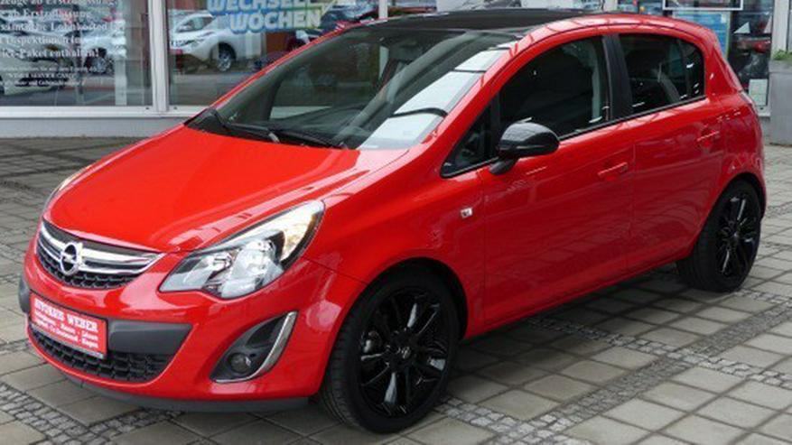 Opel Corsa D 1.2 Color Edition  - Bild 1