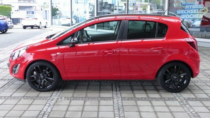Bild 2: Opel Corsa D 1.2 Color Edition