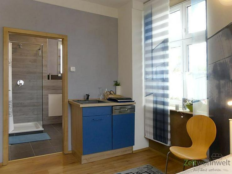 Bild 2: (EF0317_M) Erfurt: Krämpfervorstadt, neu möbliertes Apartment, WLAN
