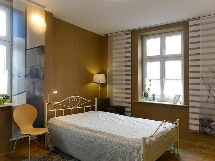 (EF0317_M) Erfurt: Krämpfervorstadt, neu möbliertes Apartment, WLAN - Wohnen auf Zeit - Bild 1