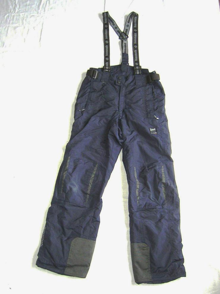 Ski - thermo - Latzhose gr. L dunkelblau