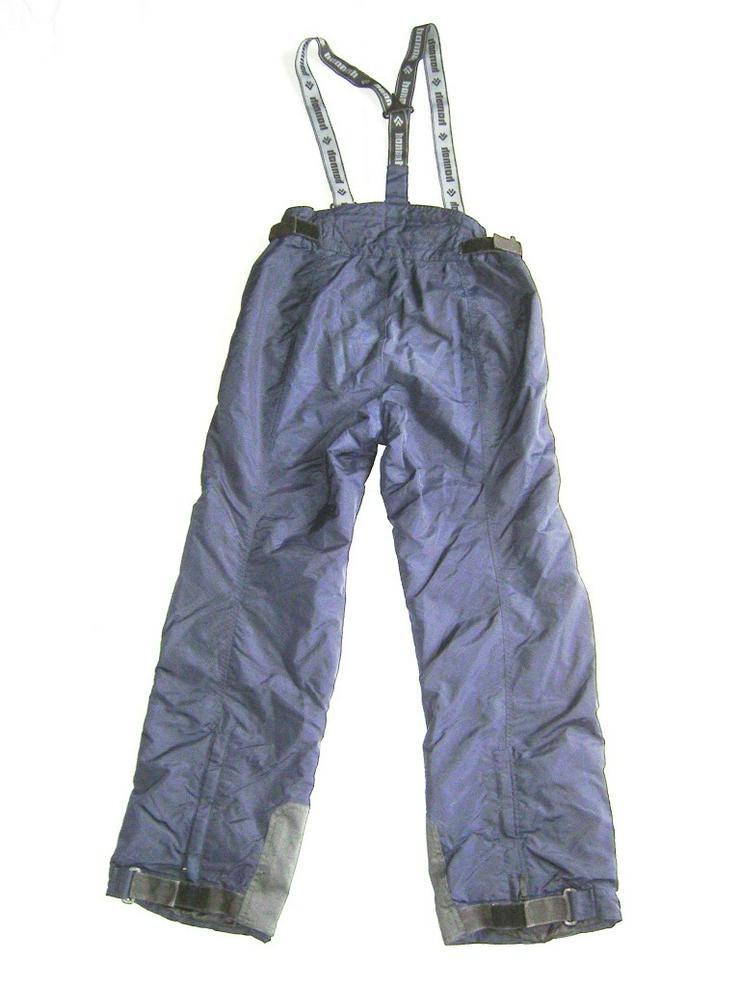 Bild 3: ski-thermo-latzhose gr. L dunkelblau