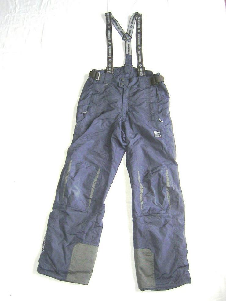 ski-thermo-latzhose gr. L dunkelblau